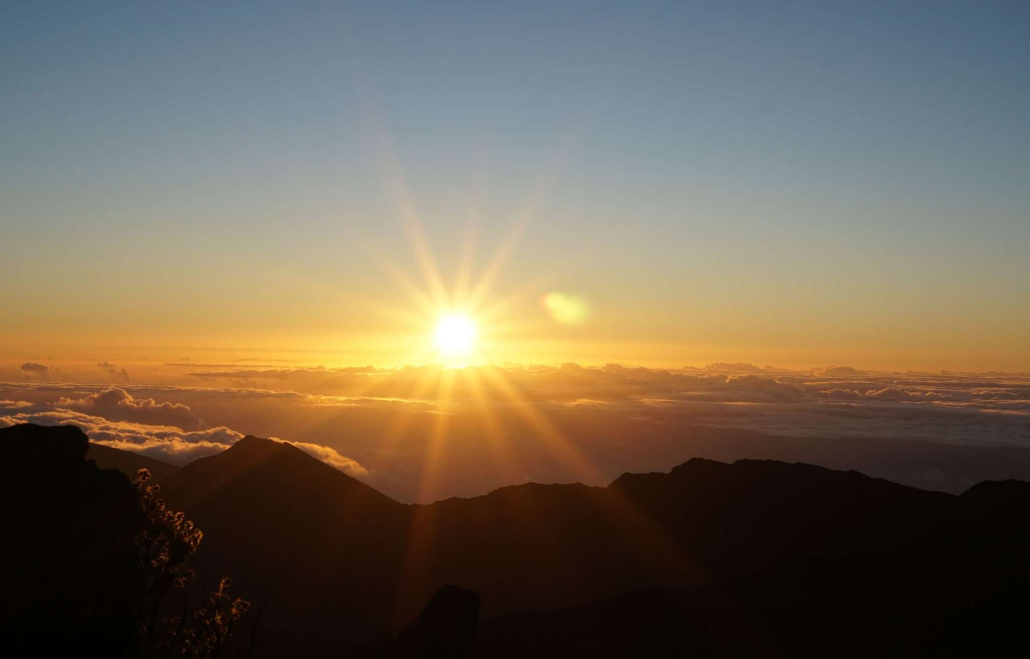 Haleakalā Sunrise Tour at Haleakalā National Park