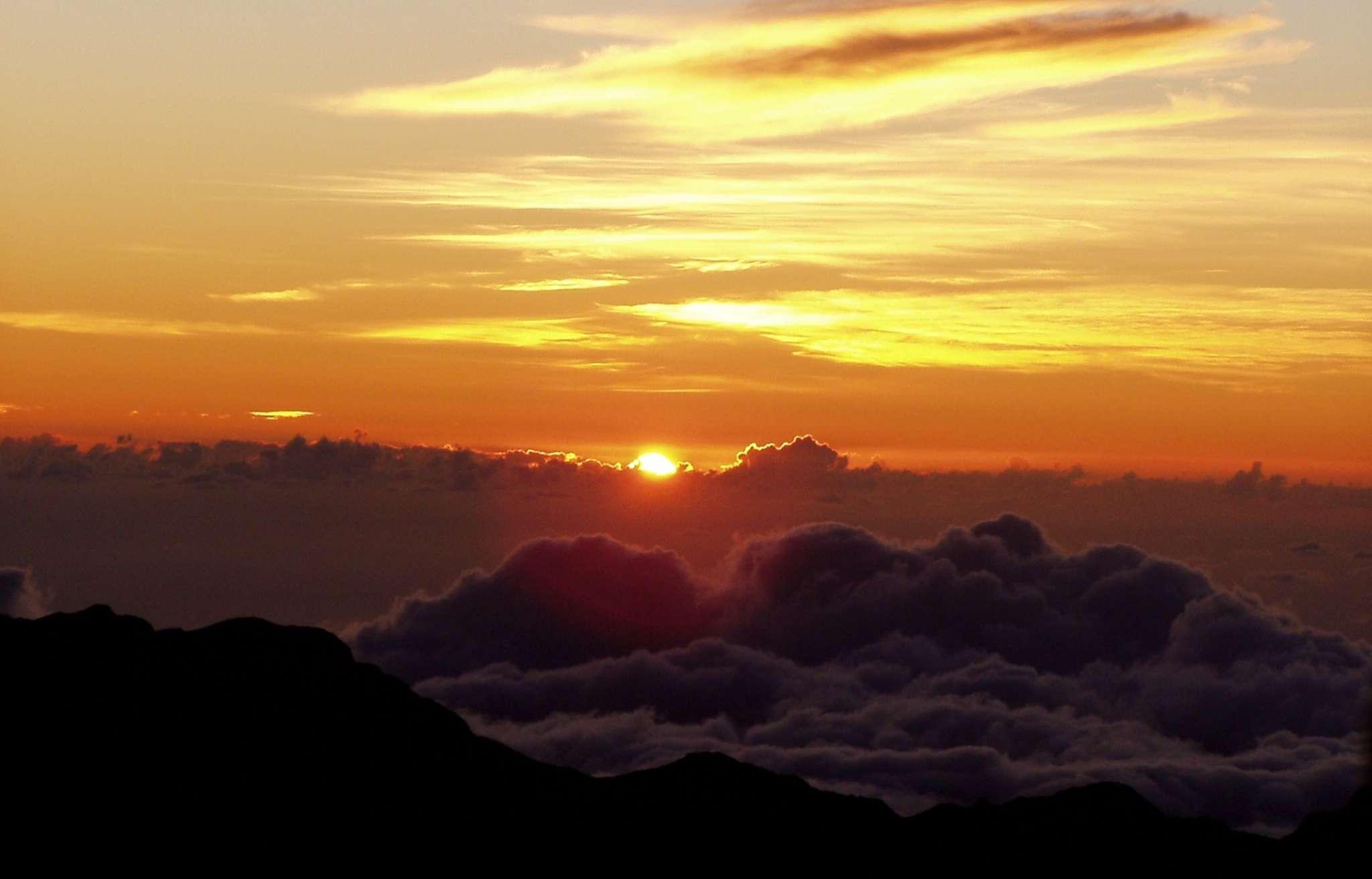 Haleakalā Sunrise n\' Zip Tour at Haleakalā National Park